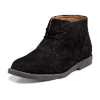 Boys Florsheim Quinlan Jr. Ankle Boots - Black 1, Black