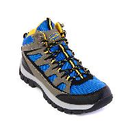 Boys Goodyear Yeti-C Hiking Boots 1, Grey/Royal