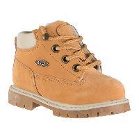 Toddler Girls Lugz Drifter Fleece Ankle Boots-Gold 10 D, Golden Wheat/Cream/Gum