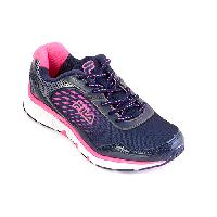 Girls Fila Energistic Athletic Sneakers 1, Navy/Pink