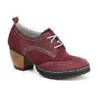 Jambu San Fran Oxford Ankle Boot - Wine 6 M, Wine