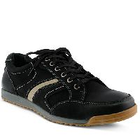 Spring Step Mora Casual Sneakers  Black 39, Black