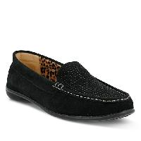 Spring Step Pol Loafers  Black 36, Black