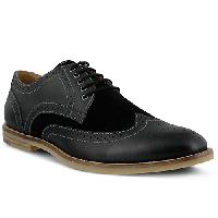 Spring Step Dimitri Oxfords - Black 40, Black