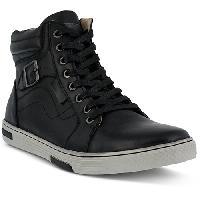 Spring Step Men Humbert Sport Casuals- Black 40, Black