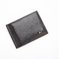 Royce Leather RFID Blocking Money Clip - Black , Black