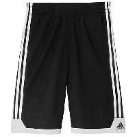 Boys (8-20) adidas(R) Key Items Shorts  Black L, Black