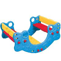 Grow'n Up 3 in 1 Climber/ Rocker/Bench