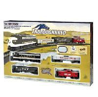 Bachmann Thoroughbred HO Scale Electric Train Set