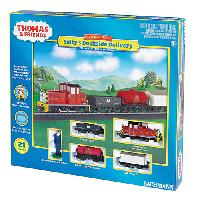 Bachmann Salty's Dockside Delivery Set