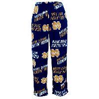 College Concepts Notre Dame Wildcard Pants M, Navy