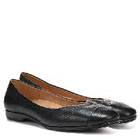 Naturalizer Jaye Comfort Flats - Black 4 M, Black