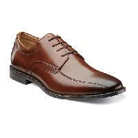 Florsheim Forum Bike Toe Oxfords - Cognac 8.5 EEE, Cognac