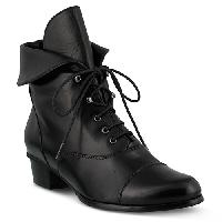 Spring Step Galil Ankle Boots - Black 36, Black