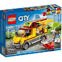 LEGO(R) City Pizza Van