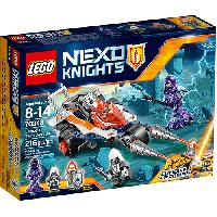 LEGO(R) Nexo Knights Lance's Twin Jouster