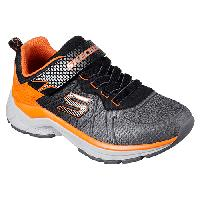 Boys Skechers Ultrasonix Athletic Sneakers 1, Charcoal/Orange