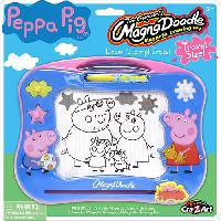 Cra-Z-Art(tm) Peppa Pig Travel Magna Doodle 21017