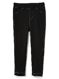 Gap Legging Jeans - True black
