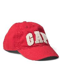 Gap Logo Baseball Hat - Red