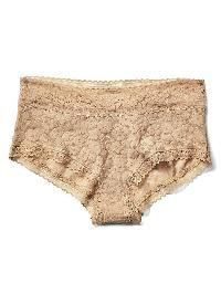 Gap Soft Lace Shorty - Nude 317