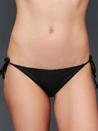 Gap String Bikini - True black