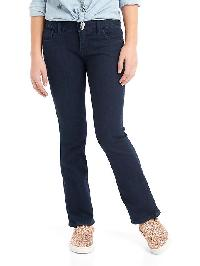 Gap 1969 High Stretch Boot Jeans - Dark wash