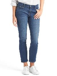 Gap Authentic 1969 Real Straight Jeans - Breezy blue
