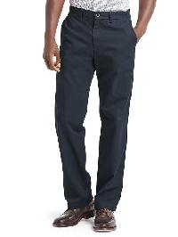 Gap Classic Relaxed Fit Khakis - True navy