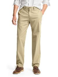 Gap Classic Relaxed Fit Khakis - Chino academy