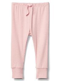 Gap Banded Pants - Pure pink