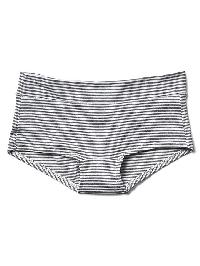 Gap Breathe Shorty - Lt heather grey stripe