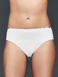 Gap Hipster Sport Bikini - Optic white