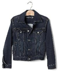 Gap 1969 Supersoft Denim Jacket - Denim