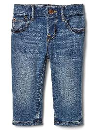 Gap 1969 First Skinny Jeans - Medium wash