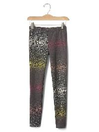Gap Printed Coziest Leggings - Geometric