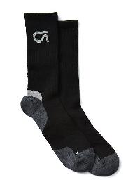 Gap Coolmax Performance Crew Socks - Black