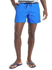 "Gap Varsity Swim Trunks (5.5"") - Blue streak"