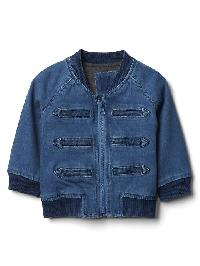 Babygap &#124 Disney Baby Dumbo Denim Band Jacket - Denim