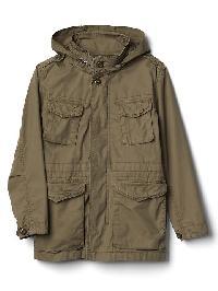 Gap Fatigue Jacket - Spanish olive