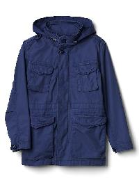 Gap Fatigue Jacket - Elysian blue