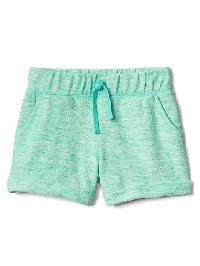 Gap Rolled Terry Shorts - Ballerina blue