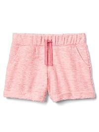 Gap Rolled Terry Shorts - Pixie dust pink
