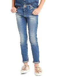 Gap 1969 High Stretch Super Skinny Jeans - Denim