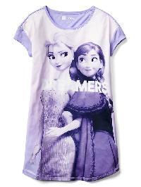 Gapkids &#124 Disney Frozen Dream Team Nightgown - Light iris 212