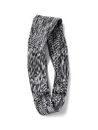 Gapfit Spacedye Headband - Black/white