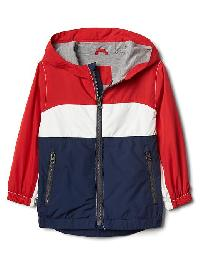 Gap Americana Windbuster - Pure red