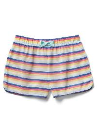 Gap Print Pj Dolphin Shorts - Multi