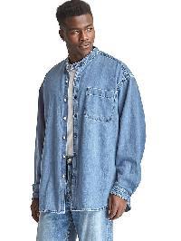 Gap The Archive Re Issue Heritage Denim Shirt - Medium indigo 2