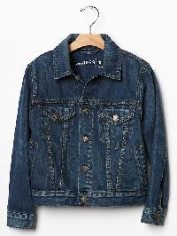 Gap 1969 Denim Jacket - Indigo